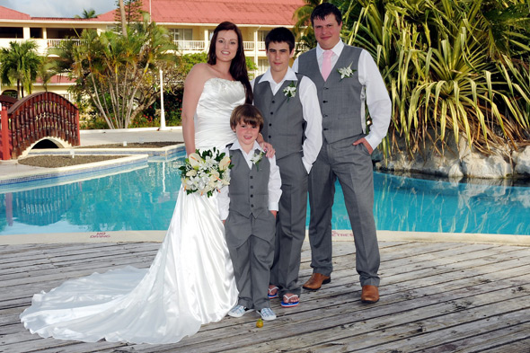 Mum taken to court for taking son out of school to attend her Caribbean wedding