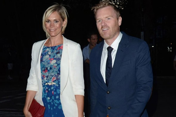 Jenni Falconer: I had so many body insecurities after childbirth