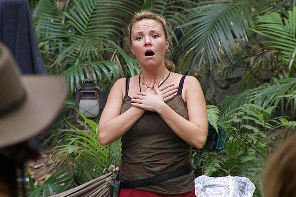 'I'm A Celebrity...' star Charlie Brooks in tears after missing out on cuddles with daughter Kiki