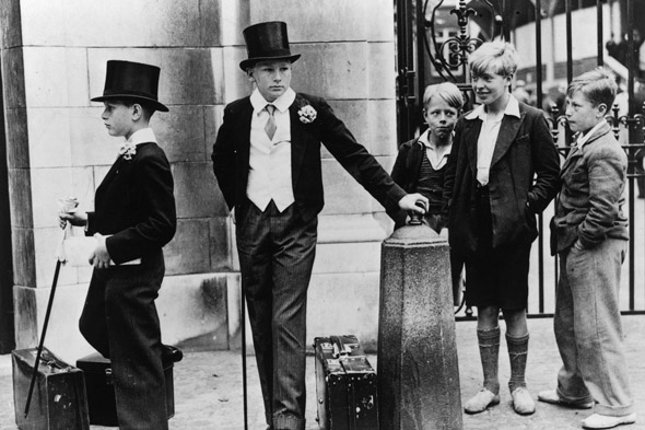 Poorer pupils to be offered free places at Eton and Harrow