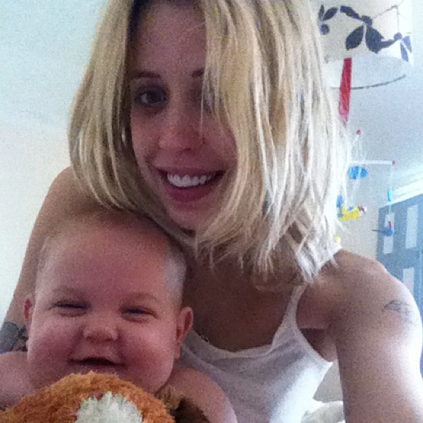 Why Peaches Geldof is my parenting role model