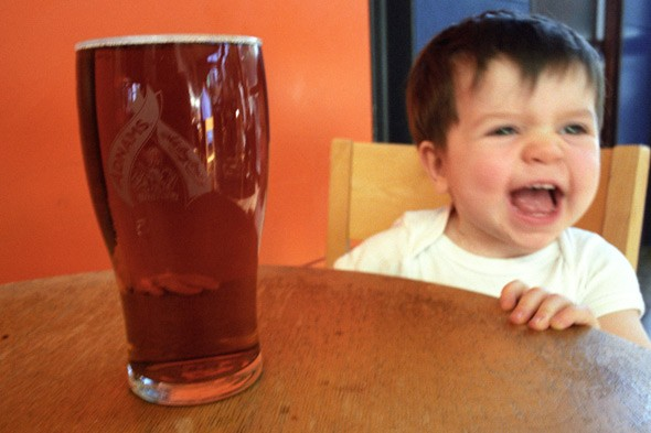Debate: 'Pubs are no place for children.'