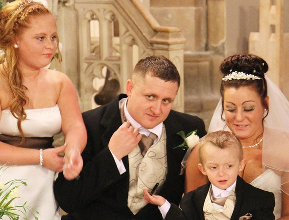 With just weeks to live, Charlie, 2, is best man at his mum and dad's wedding