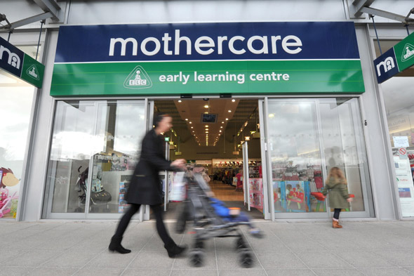 Mum found one-inch sewing needle in baby's Mothercare toy