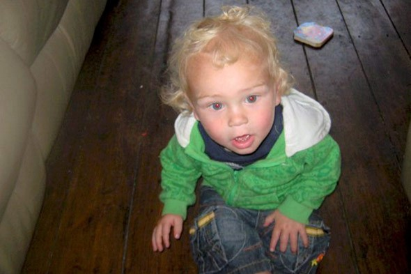 Grandmother's fatal overdose because she was consumed with guilt over death of toddler grandson