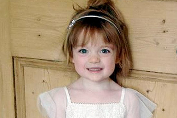 Emmerdale child star Sophie Firth, 3, dies after catching her dress on gas fire