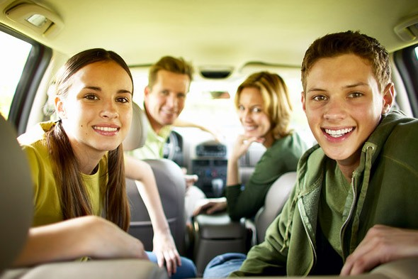 Share your views on family cars for a chance to win an iPad!