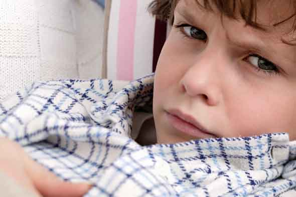 The House Dad Chronicles: Why do our children lie to us (perhaps it's because we lie to them)?