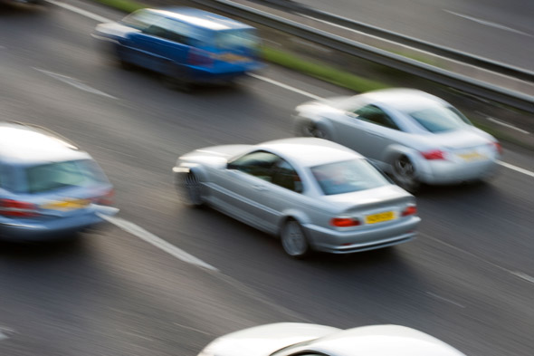 Sisters aged 12 and 14 crash into each other driving separate cars!