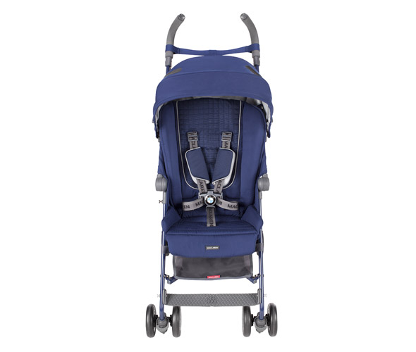 My other buggy's a BMW: Check out the new Beemer pushchair