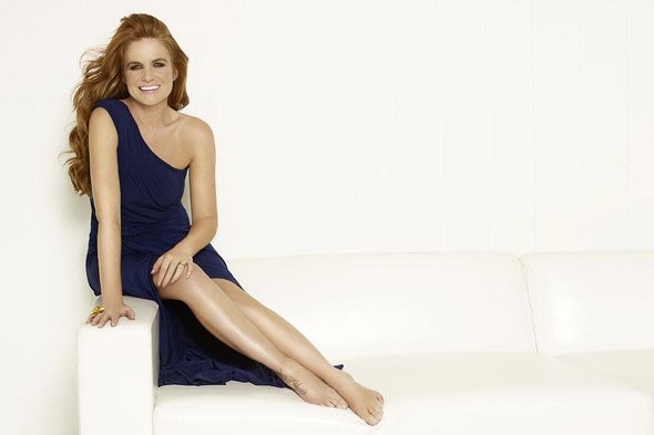 Patsy Palmer, four kids, 40 and fab - how does she do it?