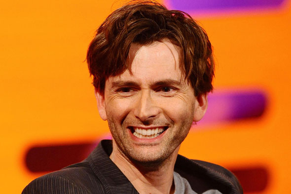David Tennant to be a dad for the third time!
