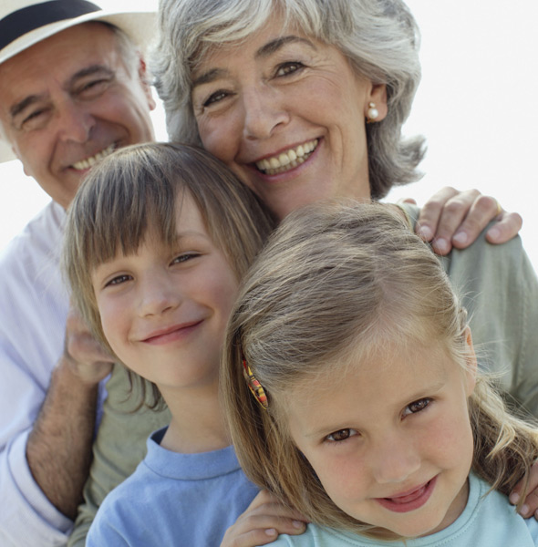 How grandparents save families £4,300 a year on childcare