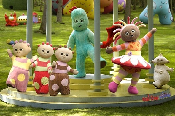 Why adults love In the Night Garden