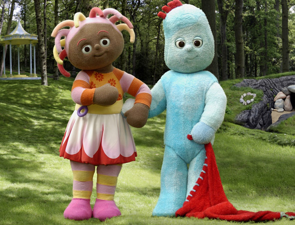 Image result for in the night gardenãIgglepiggle