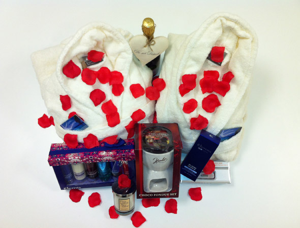 WIN a Valentine's Day hamper and iPod docking station!