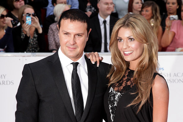 'Let the belly see the bump!' Paddy McGuinness and wife Christine Martin expecting twins