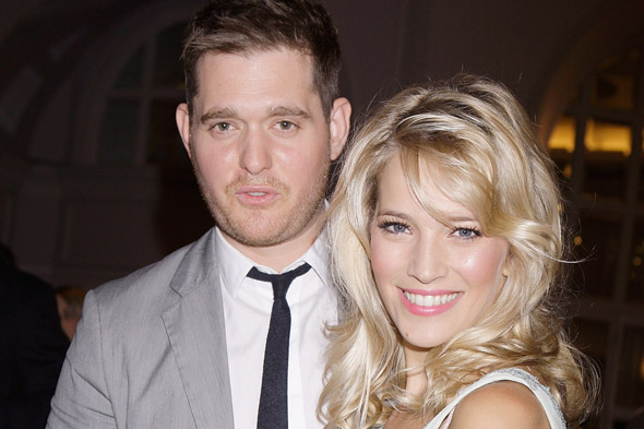 Baby Bublé! Michael Bublé and Luisana Lopilato expecting first baby