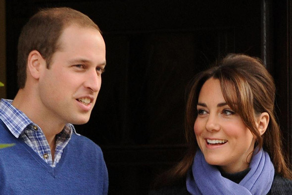 Kate Middleton pregnant: Duke and Duchess of Cambridge expecting first baby in July (and it's not twins)