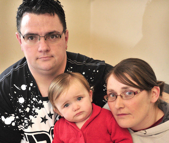 Toddler with dislocated elbow sent home from hospital with Calpol