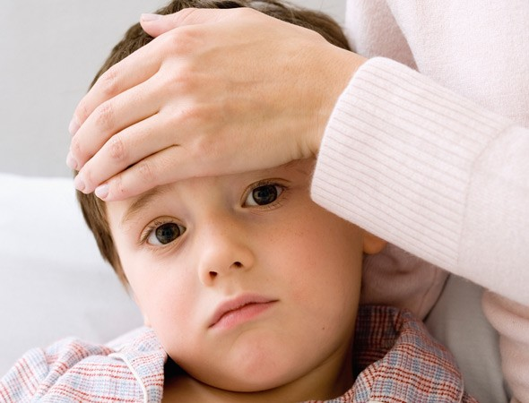 Coping with ill children