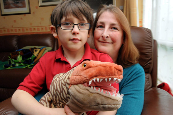 Did swine flu jab cause seven-year-old Josh to sleep for 19 hours a day?