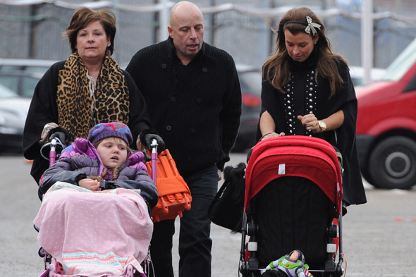 'Those gorgeous eyes lost their glow' Coleen Rooney's moving tribute to tragic sister Rosie