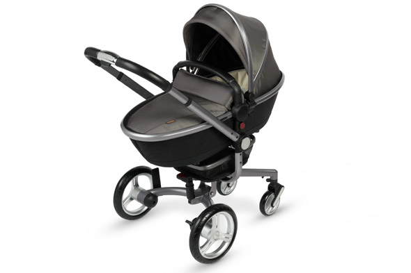 Silver Cross Aston Martin Edition - the world's most exclusive pushchair