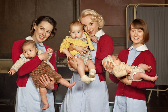Viewers complain about Call The Midwife back-street abortion scene broadcast before watershed