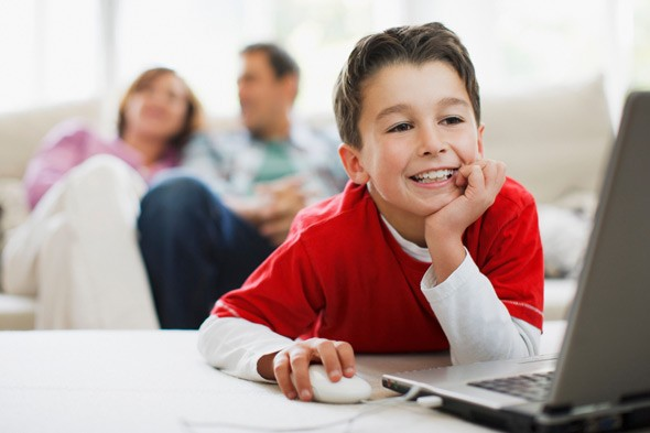 Safety in cyber space: Keeping your children from harm online