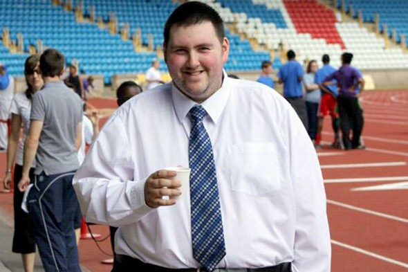 Cheeky pupils inspired 'Mr Tubby' teacher to lose half his body weight