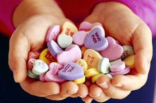 Anti-Valentine: Should we shield our kids from cupid?