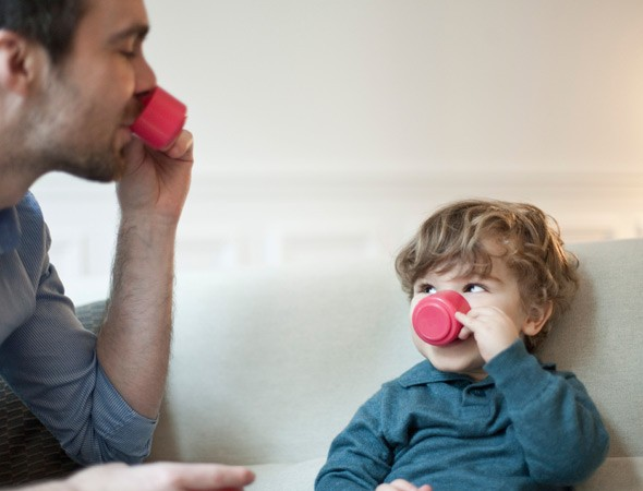 I'm not playing! Why playing with your children can be (whisper it) a little bit boring