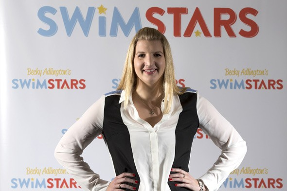 Rebecca Adlington: 'My aim is to get every primary kid to learn to swim to help save lives'