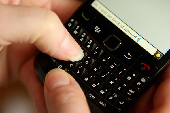 Surviving Teenagers: The new phone