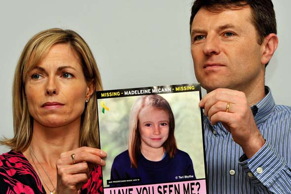 Fresh hope: Police try to trace six British cleaners in search for Madeleine McCann