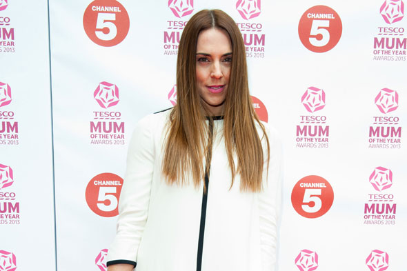 Mel C scoops Celebrity Mum of the Year gong