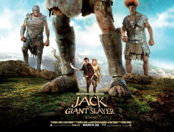 WIN a family break in London with Jack and the Giant Slayer!