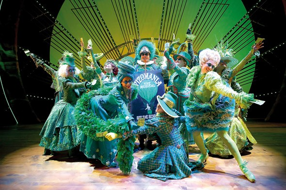 WIN tickets to see the smash hit musical Wicked!