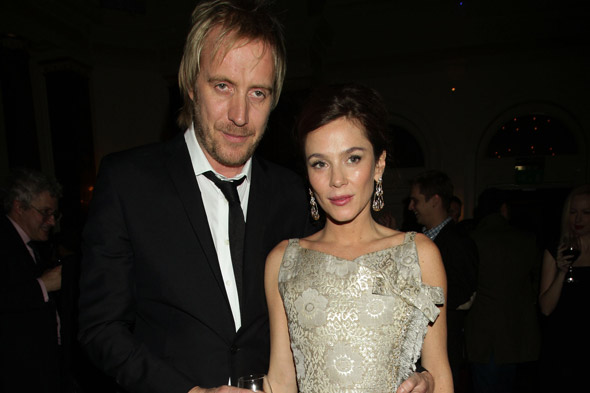Anna Friel talks about freezing her eggs to have baby with Rhys Ifans