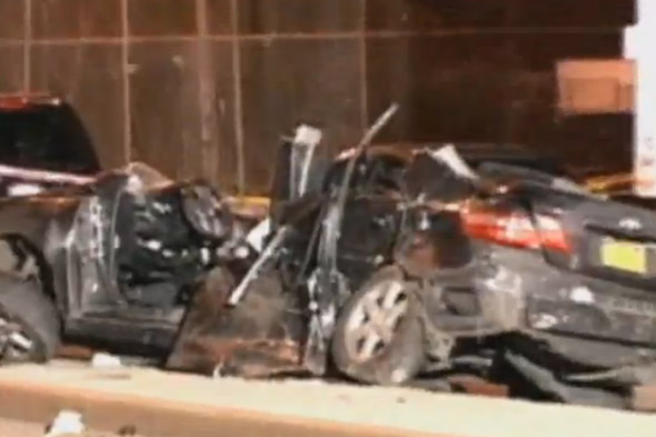 Baby who survived crash which killed his parents dies