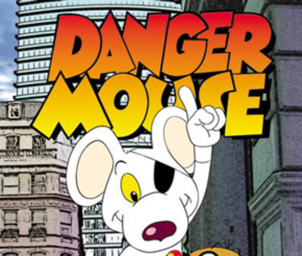 Kids' classic Danger Mouse set for telly comeback