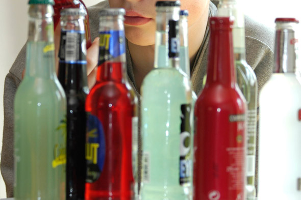 Children as young as seven admitted to hospital with alcohol addiction