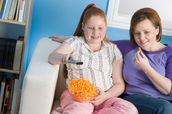 Council spends £20,000 on Fat Camps for overweight schoolkids
