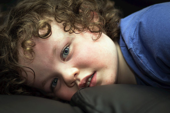Can an iPad help Bobby, 6, speak for the first time in three years?