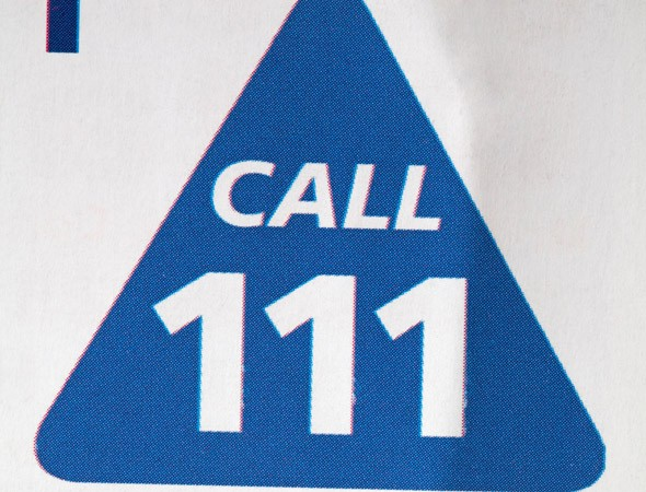 'Daughter could have died' because of new NHS 111 helpline, say parents
