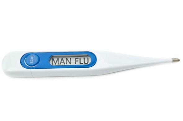 The House Dad Chronicles: 10 multi-tasking shortcuts for when Man Flu strikes