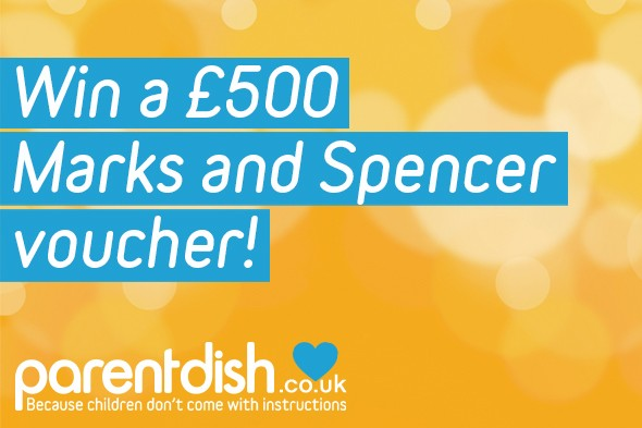 WIN a £500 Marks and Spencer voucher!