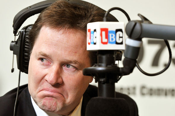 Nick Clegg gets first choice of school - 60,000 do not