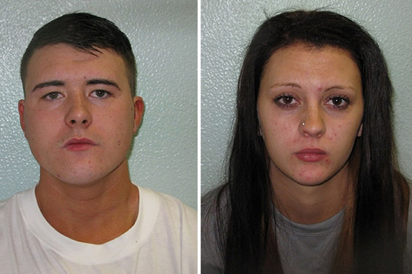 Couple jailed for beating up pensioner who told them to turn headlights on